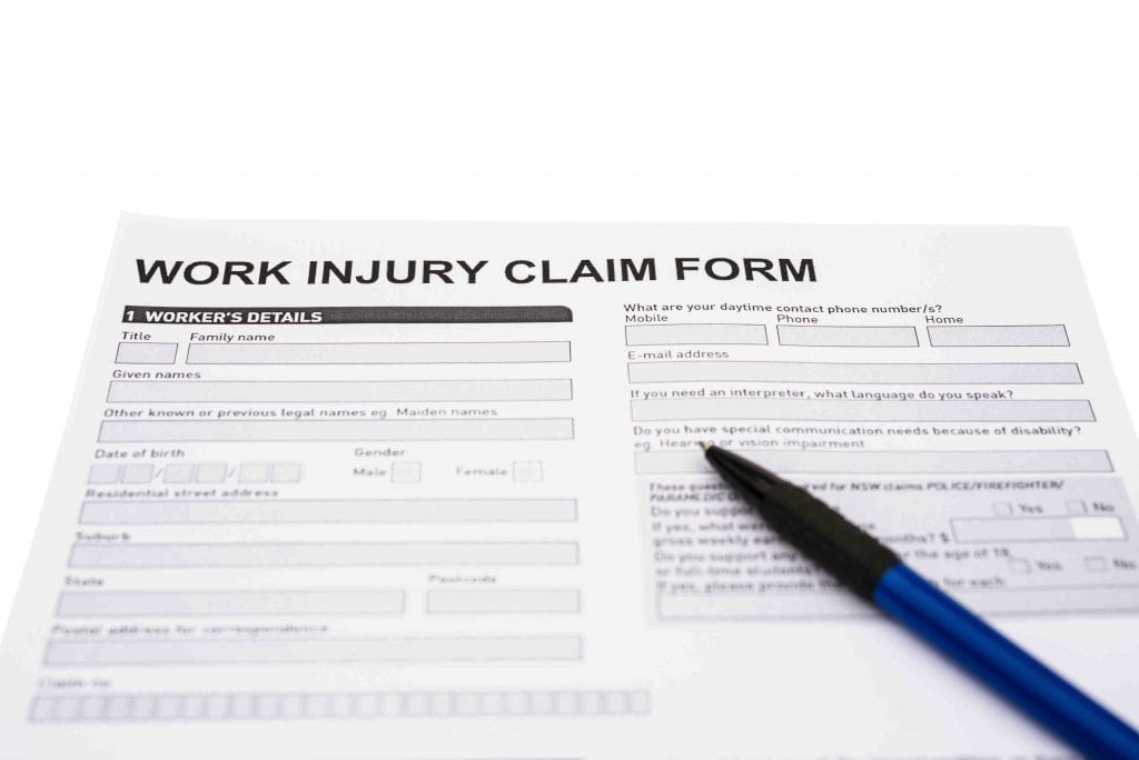 Attorney For Workplace Injuries